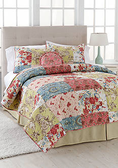 Day by Day™ Gridley 5-piece Quilt Set