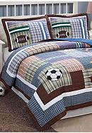 Pem America Max's Field Quilt Set - Online Only