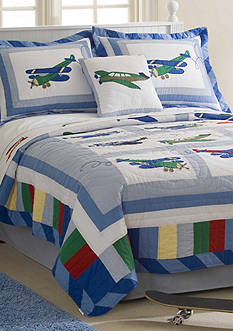 My World® Fly Away Quilt Set - Online Only