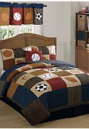 My World® Classic Sports Quilt Set - Online