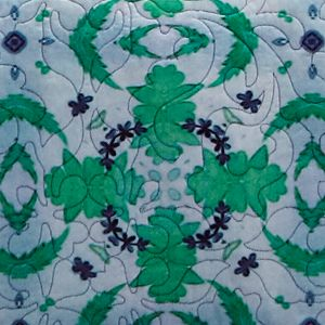 Quilts For Sale: Blue/Green Tracy Porter ARDIENNE QLT