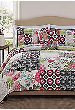 Gypsy Chic Jessa Twin Quilt 68-in. x 90-in.