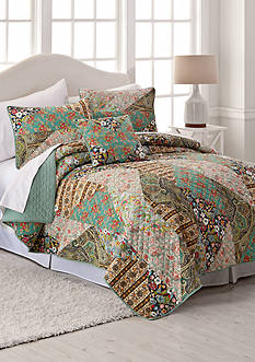 Retro Chic™ GUINEVERE TWIN QUILT