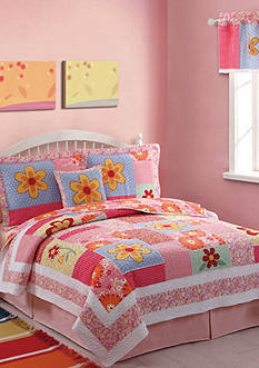 My World® Olivia Pink Quilt Set - Online Only