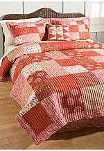 Queen Quilt Set 86-in. x 86-in.