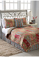 Hawthorne 5-Piece Full/Queen Quilt Set 86-in. x 86-in.