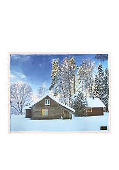 Pem-America Cabin Printed Throw