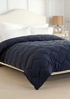 Home Accents® Chevron Stitch Down Comforter