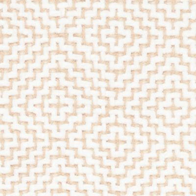 Home Accents Bed & Bath Sale: Khaki Home Accents Khaki and Ivory Diamond Chenille Throw