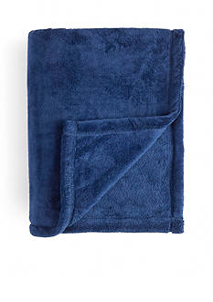 Home Accents Microplush Throw