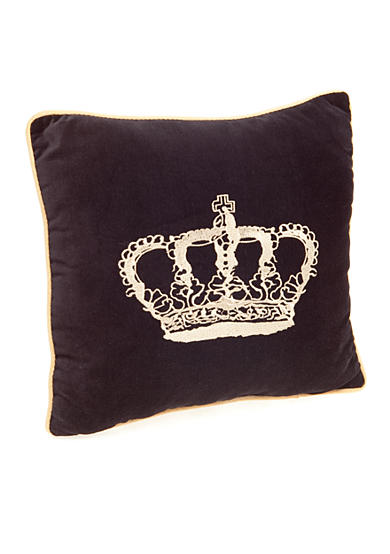 PEKING HANDICRAFT Crown Pillow