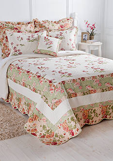 Modern Heirloom Collection Jasmine Bedspread Collection