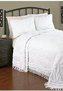 Modern Heirloom Collection Annrose Bedspread