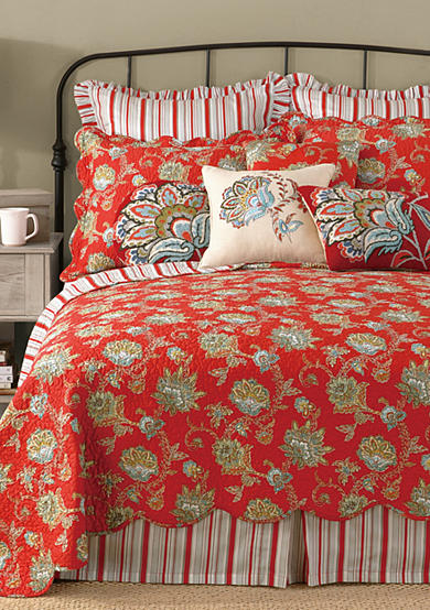 LAUREL & MAYFAIR™ Jacobean Quilt Collection