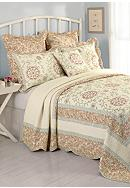 Modern Heirloom Collection Rosaleen Quilted