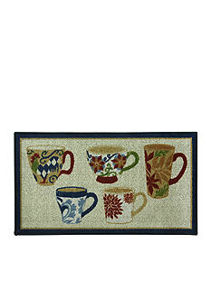 Bacova Coffee Kitchen Accent Rug
