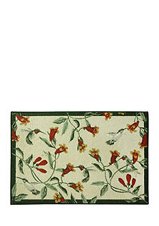 Bacova Hummingbird Accent Rug