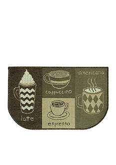 Bacova Reliance Barista Kitchen Slice Accent Rug
