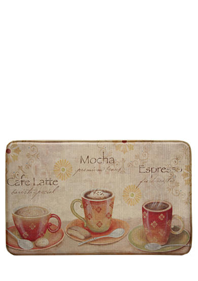 Bacova Memory Foam Coffee Rug