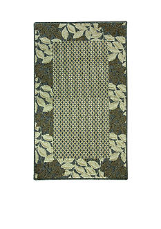 Bacova Reliance Nuance Border Accent Rug