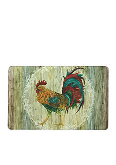 Bacova Rooster Strut Memory Foam Accent Rug