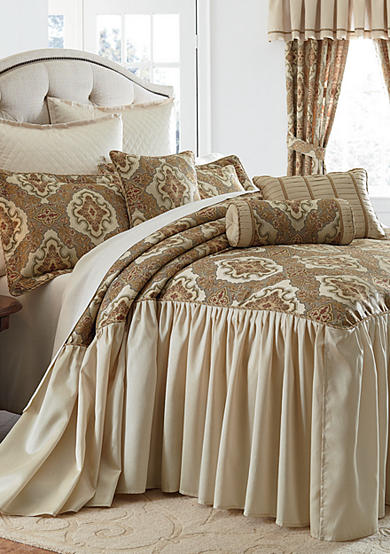 Home Accents 174 Odette 8 Piece Bedspread Set Belk