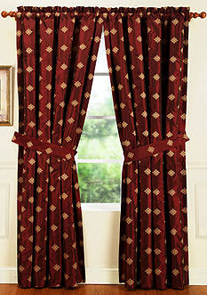 Home Fashion Int'l EMMIT MERLOT 95
