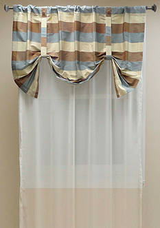 Home Fashions International Chapel Hill Window Valance - Online Only