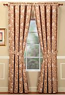 Home Fashions International Couture Window Panel