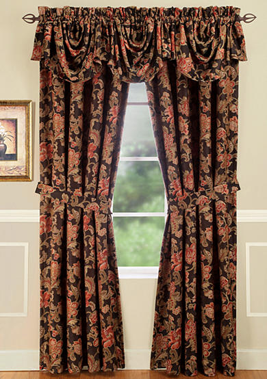 Home Fashions International Dorika Window Treatments - Online Only