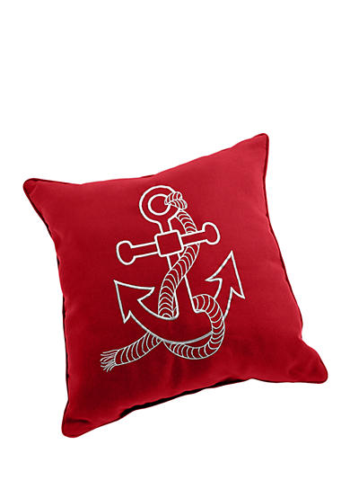 Home Fashions International Anchor Pillow