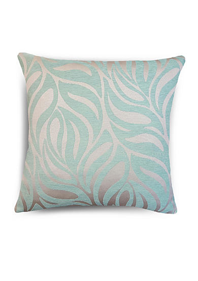 Home Fashions International Breeze Aqua Decorative Pillow