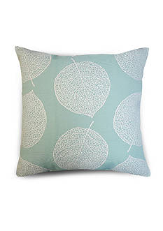 Home Fashions International Orchard Aqua Decorative Pillow