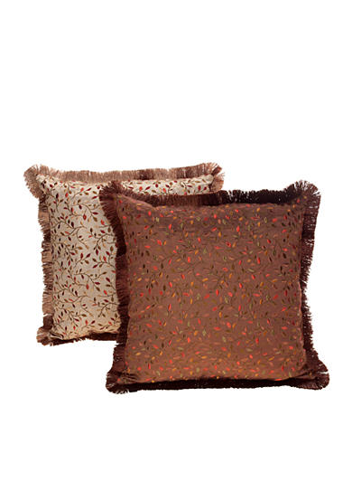 Home Fashions International Festival Decorative Pillow
