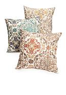 Home Fashion Int'l Vincenza Decorative Pillows