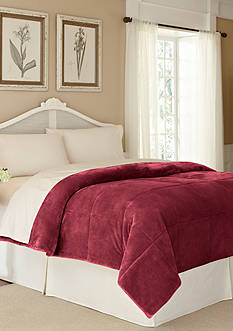 Vellux Plush Lux Full/Queen Blanket