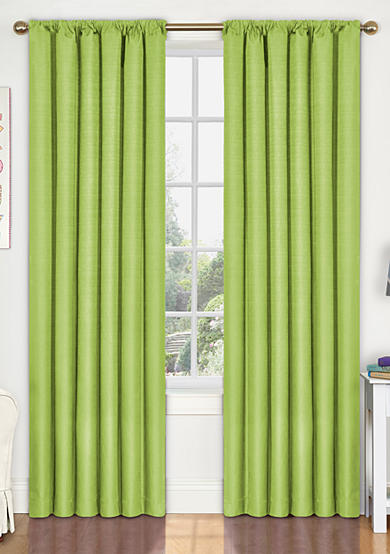 Eclipse™ Kids Kendall Blackout Window Curtain Panel - Online Only
