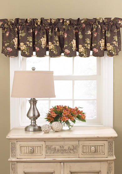 Waverly® Napoli Window Valance - Online Only