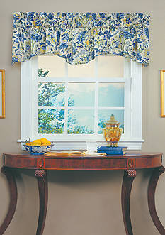 Waverly® Imperial Dress Window Valance