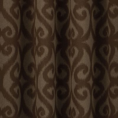For the Home: Blackout Sale: Chocolate Eclipse™ PAT BLU 52X84 PANEL