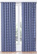 Waverly® Lovely Lattice Window Curtain Panel