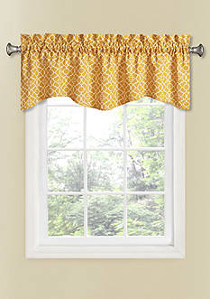 Waverly® WAVERLY LATTICE VALANCE, MIMOSA