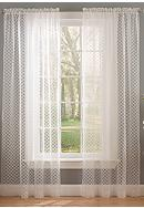 Waverly® Burnout Curtain Panel - Online Only