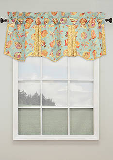 Waverly SHORE THING WINDOW VALANCE