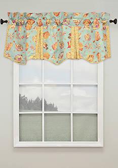Waverly SHORE THING WINDOW VALANCE