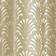 Patterned Curtains: Pearl Vue Signature VS FALLON RD PEARL 52X84