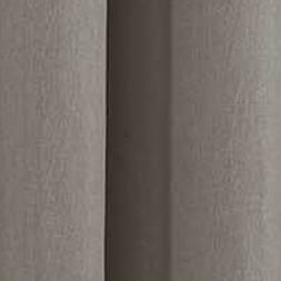 For The Home: Eclipse™ Window Treatments: Smoke Eclipse™ ECLIPSE NADYA SOLID BLKOUT PANEL