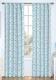 Ellery Homestyles Zane Rod Pocket Window Panel