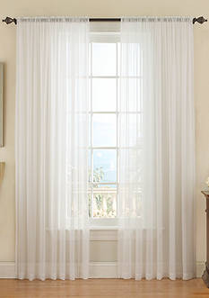 Vue Signature VUE SIGNATURE TEXTURED CHIFFON WINDOW PANEL