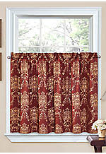 Waverly Rose Momento Floral Tier Pair 26-in. x 36-in.